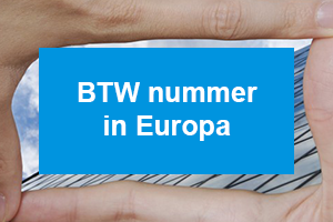 Geldigheid BTW nummer Europa